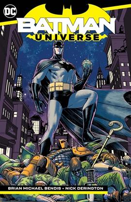 Picture of BATMAN UNIVERSE HC