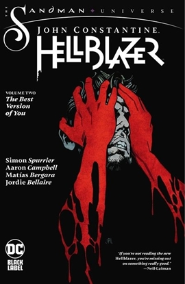 Picture of JOHN CONSTANTINE HELLBLAZER VOL 2 THE BEST VERSION OF YOU TP (MR)