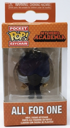 Picture of FUNKO POCKET POP KEYCHAIN MY HERO ACADEMIA ALL FOR ONE NEW VINYL FIGURE