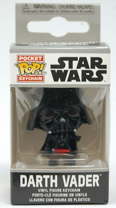 Picture of FUNKO POCKET POP KEYCHAIN STAR WARS DARTH VADER NEW VINYL FIGURE