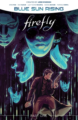 Picture of FIREFLY BLUE SUN RISING HC VOL 1