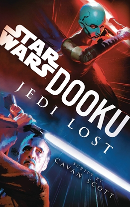 Picture of STAR WARS DOOKU JEDI LOST SC NOVEL
