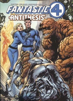 Picture of FANTASTIC FOUR ANTITHESIS TREASURY EDITION TP