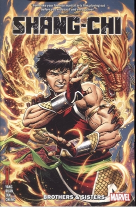 Picture of SHANG-CHI BY GENE LUEN YANG TP VOL 1 BROTHERS AND SISTERS
