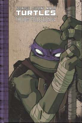 Picture of TMNT ONGOING (IDW) COLL HC VOL 4 NEW PTG