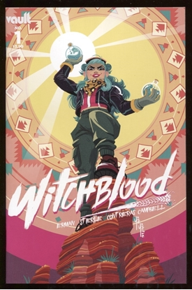 Picture of WITCHBLOOD #1 COVER D 1:15 COPY INCV YOSHITANI