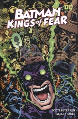 Picture of BATMAN KINGS OF FEAR TP