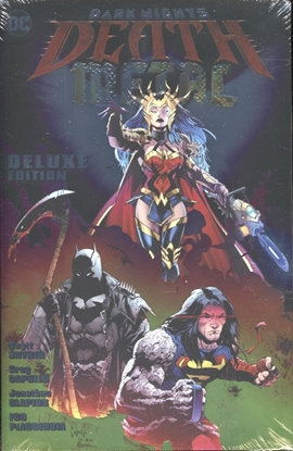 Picture of DARK NIGHTS DEATH METAL DELUXE EDITION HC