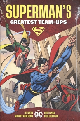 Picture of SUPERMANS GREATEST TEAM-UPS HC