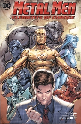 Picture of METAL MEN ELEMENTS OF CHANGE TP