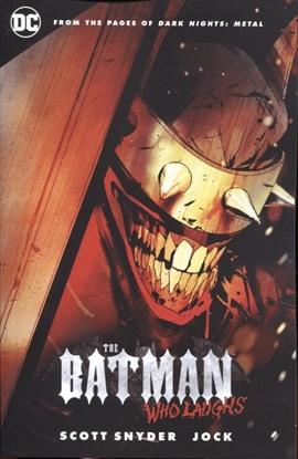 Picture of BATMAN WHO LAUGHS TP