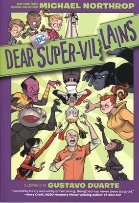 Picture of DEAR DC SUPER-VILLAINS TP