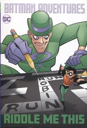 Picture of BATMAN ADVENTURES RIDDLE ME THIS TP