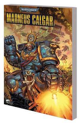 Picture of WARHAMMER 40K MARNEUS CALGAR TP
