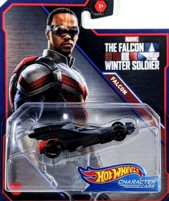 Picture of HOT WHEELS CHARACTER CARS FALCON & THE WINTER SOLDIER- FALCON