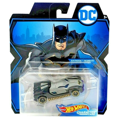 Picture of HOT WHEELS CHARACTER CARS BATMAN REBIRTH NEW