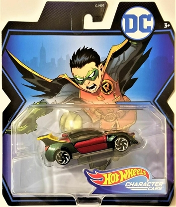 Picture of HOT WHEELS CHARACTER CARS ROBIN 2.0T NEW