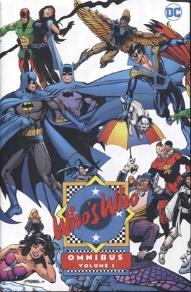 Picture of WHOS WHO OMNIBUS VOL 1 HC