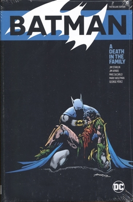 Picture of BATMAN A DEATH IN THE FAMILY THE DELUXE EDITION HC