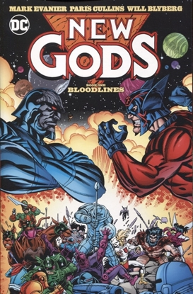 Picture of NEW GODS BOOK ONE BLOODLINES TP