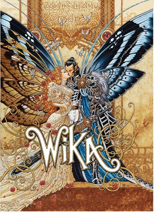 Picture of WIKA ILLUSTRATED NOVEL HC