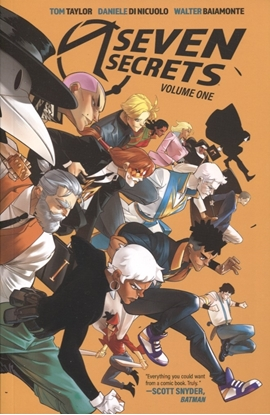 Picture of SEVEN SECRETS TP VOL 1