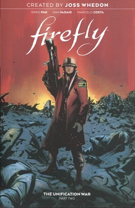 Picture of FIREFLY UNIFICATION WAR TP VOL 2
