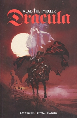 Picture of DRACULA VLAD THE IMPALER GN