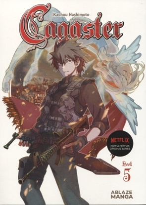 Picture of CAGASTER GN VOL 5