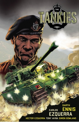Picture of GARTH ENNIS TANKIES GN