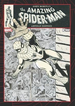 Picture of JOHN ROMITA AMAZING SPIDER-MAN ARTISAN ED