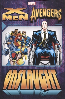 Picture of X-MEN AVENGERS ONSLAUGHT TP VOL 3
