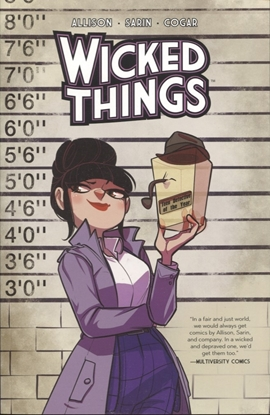 Picture of WICKED THINGS TP