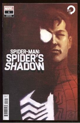 Picture of SPIDER-MAN SPIDERS SHADOW #1 (OF 4) ZDARSKY VAR