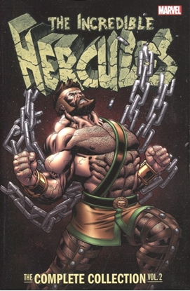 Picture of INCREDIBLE HERCULES COMPLETE COLLECTION TP VOL 2