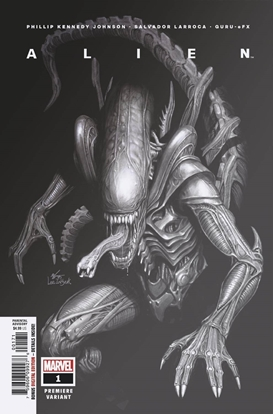 Picture of ALIEN #1 INHYUK LEE PREMIERE VARIANT COVER NM