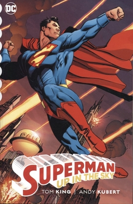 Picture of SUPERMAN UP IN THE SKY TP