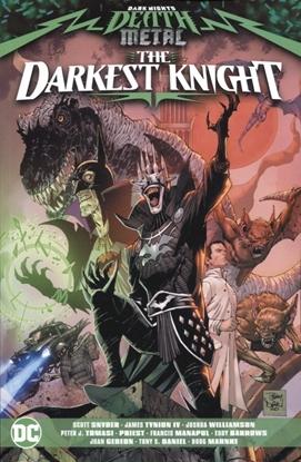 Picture of DARK NIGHTS DEATH METAL THE DARKEST KNIGHT TP