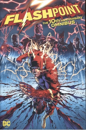 Picture of FLASHPOINT THE 10TH ANNIVERSARY OMNIBUS HC