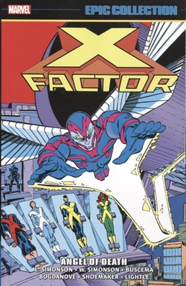 Picture of X-FACTOR EPIC COLLECTION TP ANGEL OF DEATH