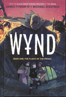 Picture of WYND HC BOOK 1 FLIGHT OF THE PRINCE EXC VAR