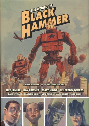 Picture of WORLD OF BLACK HAMMER LIBRARY ED HC VOL 2