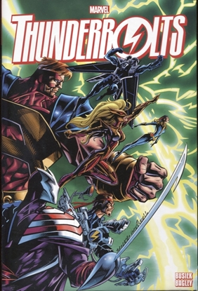 Picture of THUNDERBOLTS OMNIBUS HC VOL 1 BAGLEY FIRST ISSUE CVR
