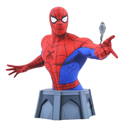 Picture of MARVEL ANIMATED SPIDER-MAN BUST