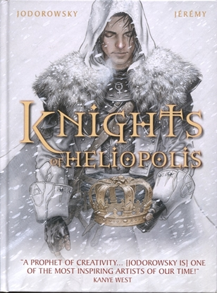 Picture of KNIGHTS OF HELIOPOLIS HC (MR)