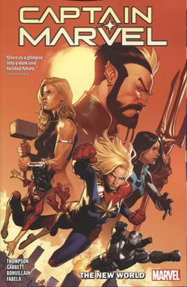 Picture of CAPTAIN MARVEL TP VOL 5 NEW WORLD