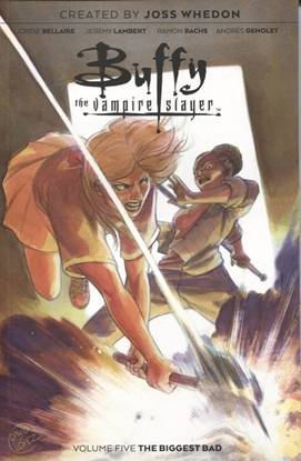 Picture of BUFFY THE VAMPIRE SLAYER TP VOL 5