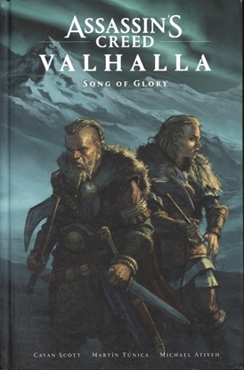 Picture of ASSASSINS CREED VALHALLA SONG OF GLORY HC