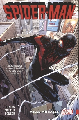 Picture of SPIDER-MAN MILES MORALES TP VOL 1