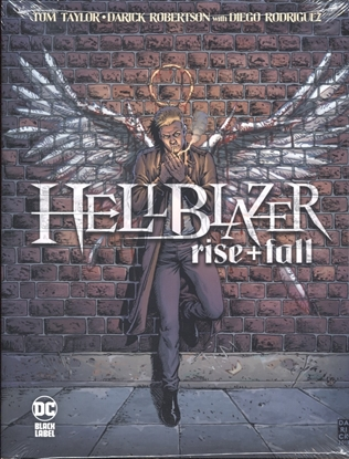 Picture of JOHN CONSTANTINE HELLBLAZER RISE AND FALL HC